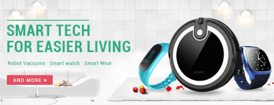 Gearbest.com - Smart Tech diskon