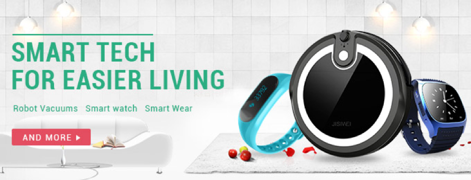 Gearbest.com - Smart Tech diskon