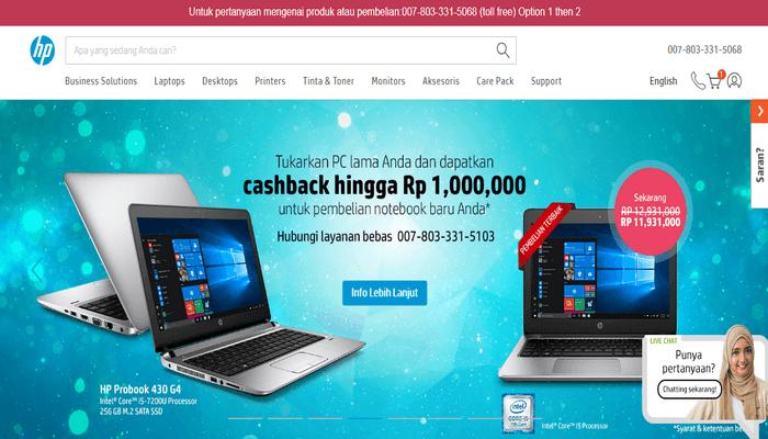 Toko Online HP Indonesia