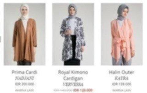 Contoh hijab