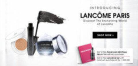 Luxola.co.id, Product of lancome Paris