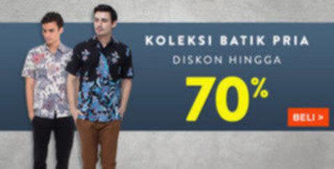 Koleksi Batik Pria