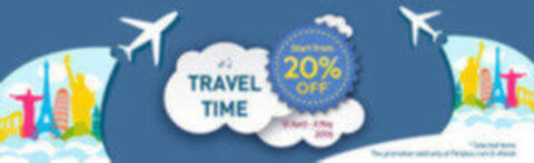 Travel Time promo