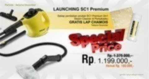 Program Launching SC1 Premium perkakasku.com