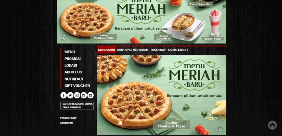 Diskon Menu Baru Pizza Hut
