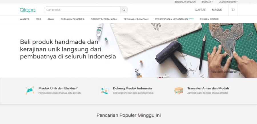 Qlapa Indonesia