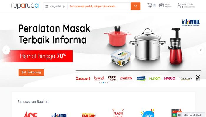 Toko Online Ruparupa.com