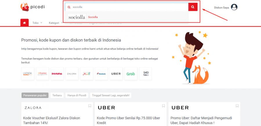 Picodi Situs Penyedia Kode Diskon Terlengkap di Indonesia