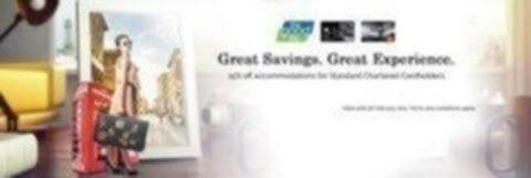 Promo Standard Chartered - Travelio.com