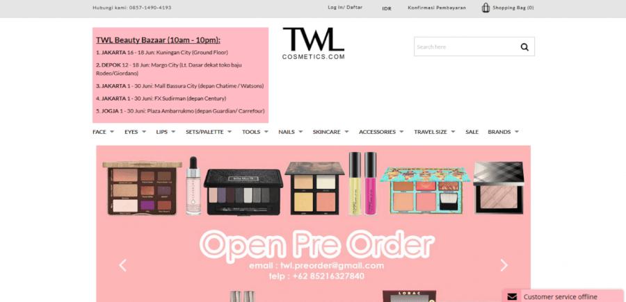 TWL Cosmetics Indonesia