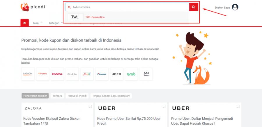 Picodi Penyedia Promo, Kupon dan Kode Diskon Terlengkap dan Gratis di Indonesia