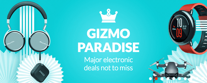 The Gizmo products