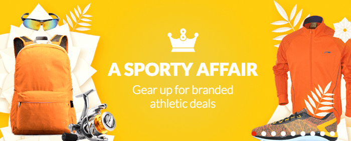 Get all sporty