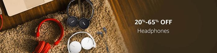 Get yourself some new headphones