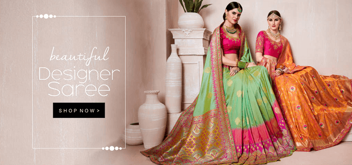 Find your perfect saree