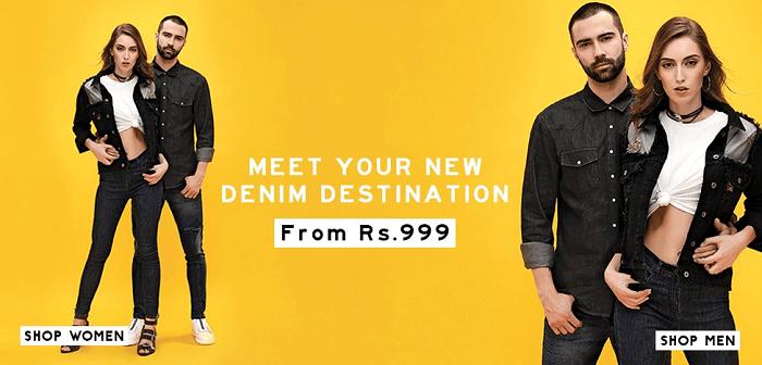 The world of denim fashion