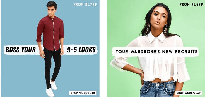 Get your workwear in order