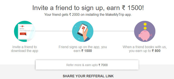 Refer a friend and earn today!
