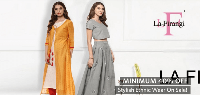 Ethnic wear for traditional fashionistas