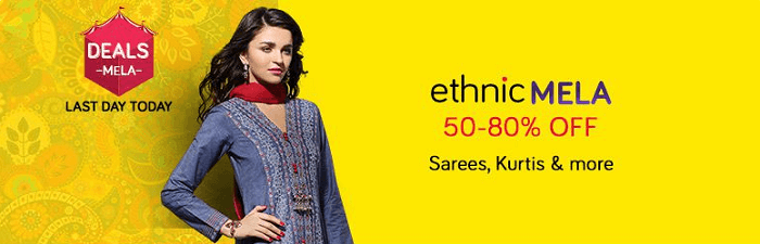 Ethnic products for the traditional ones