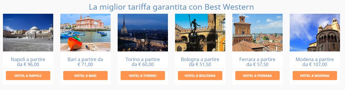 offerte speciali hotel