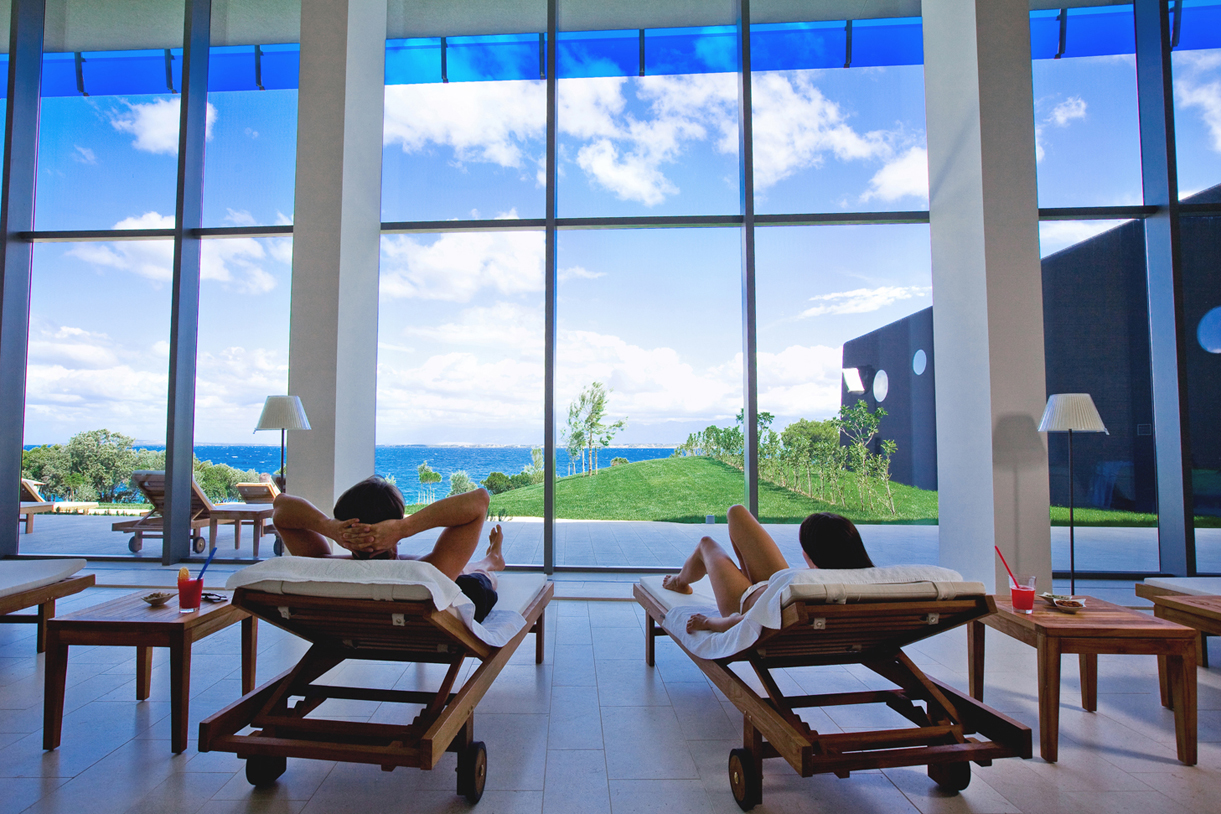 relax in albergo