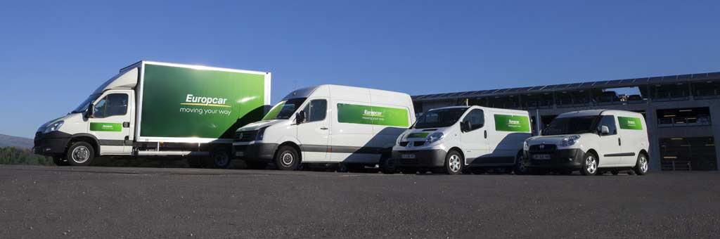 flotta europcar