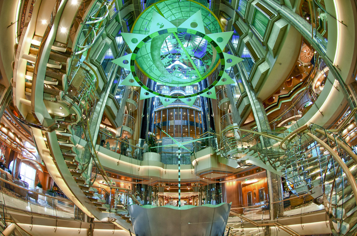 interno nave