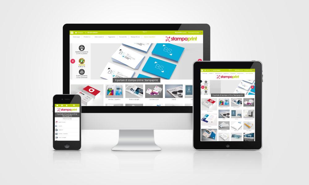 stampaprint su pc smartphone tablet