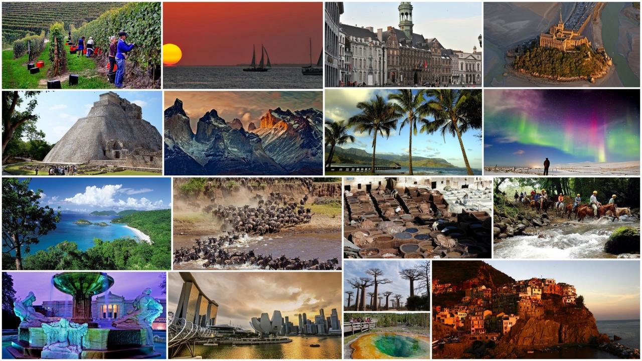 destinazioni turistiche
