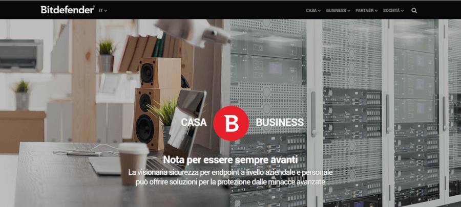 homepage bitdef