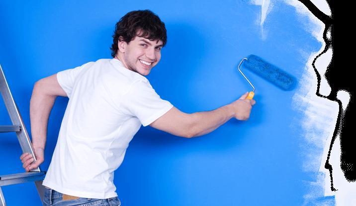 dipingere la casa