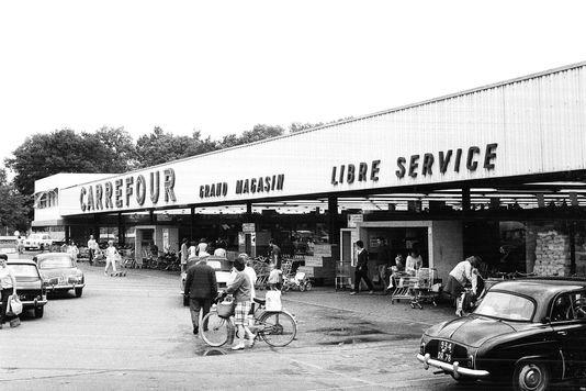 primo negozio carrefour