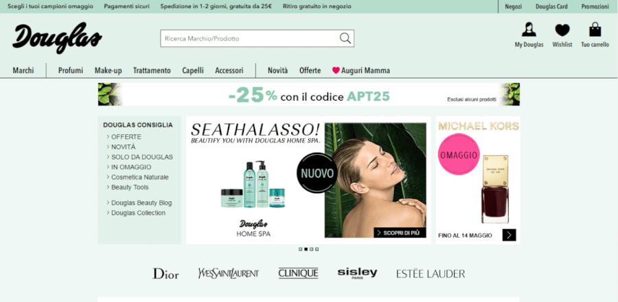 homepage douglas