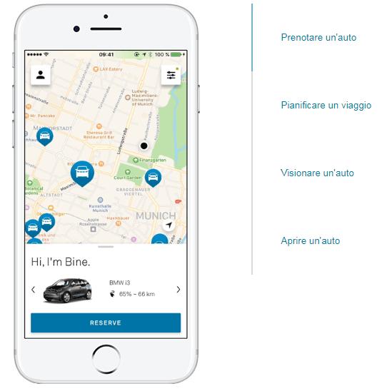 app drivenow