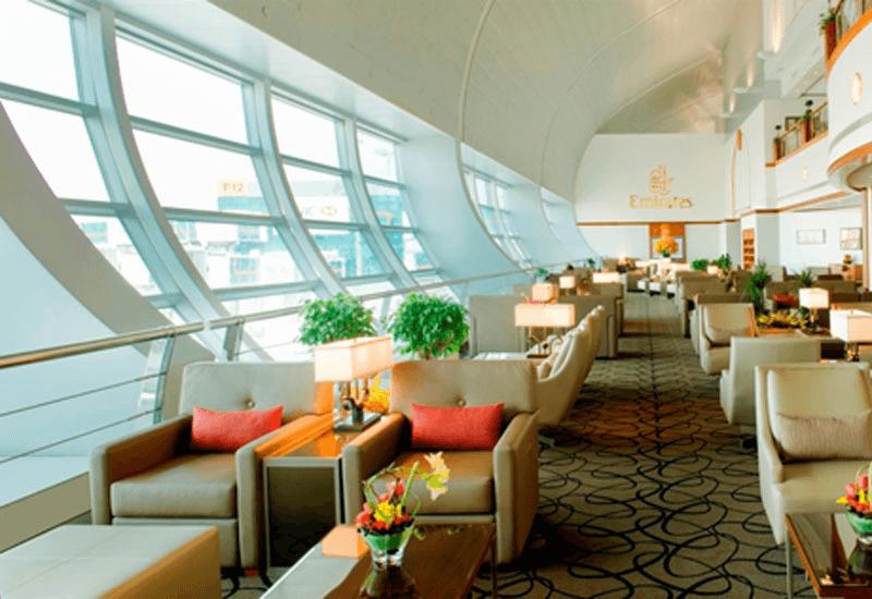 emirates lounge