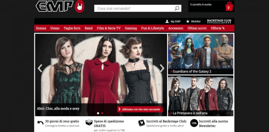 homepage emp