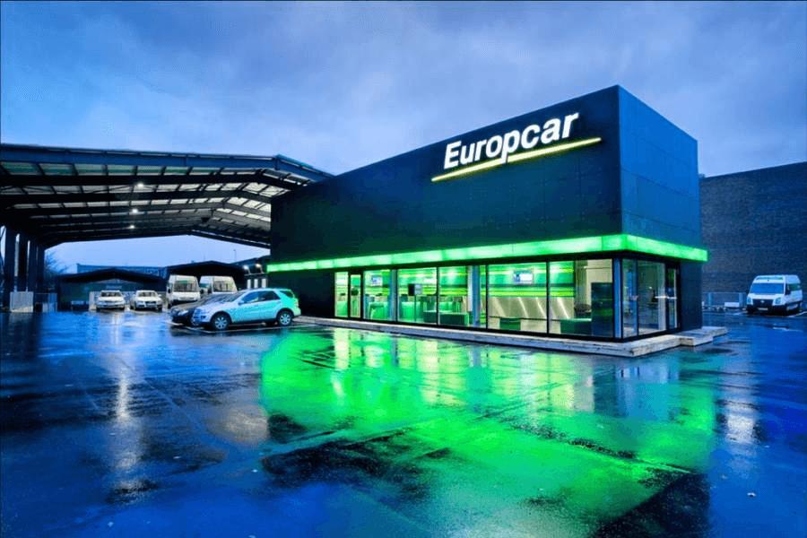 punto noleggio europcar