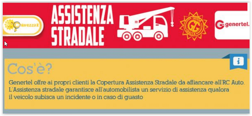 """assistenza"