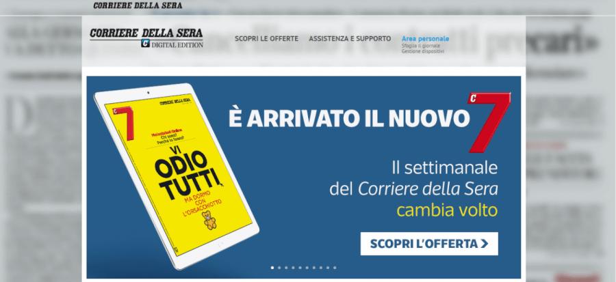 sito corriere
