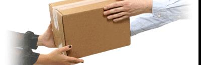 ritiro pacco