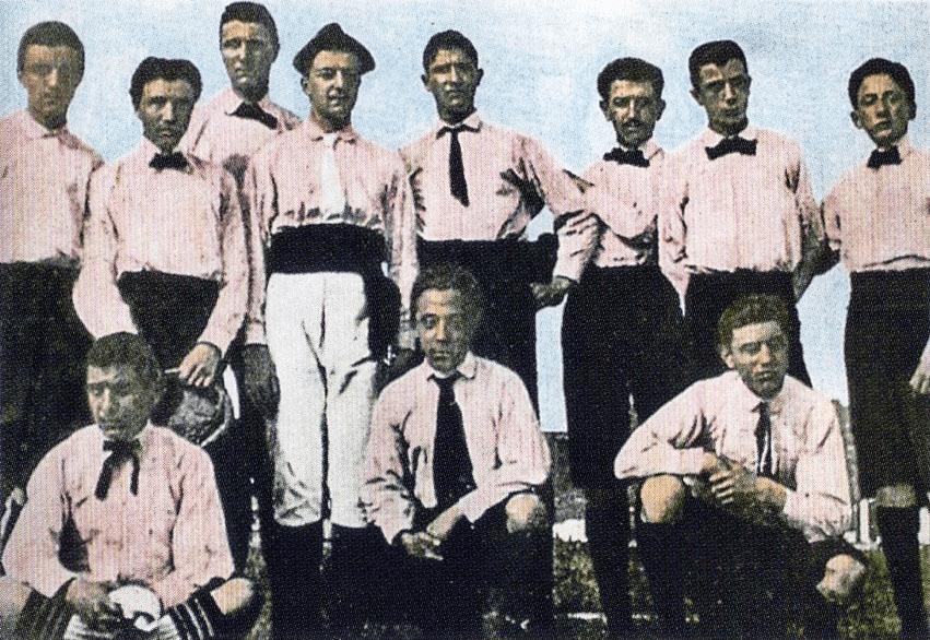 foto storica juventus