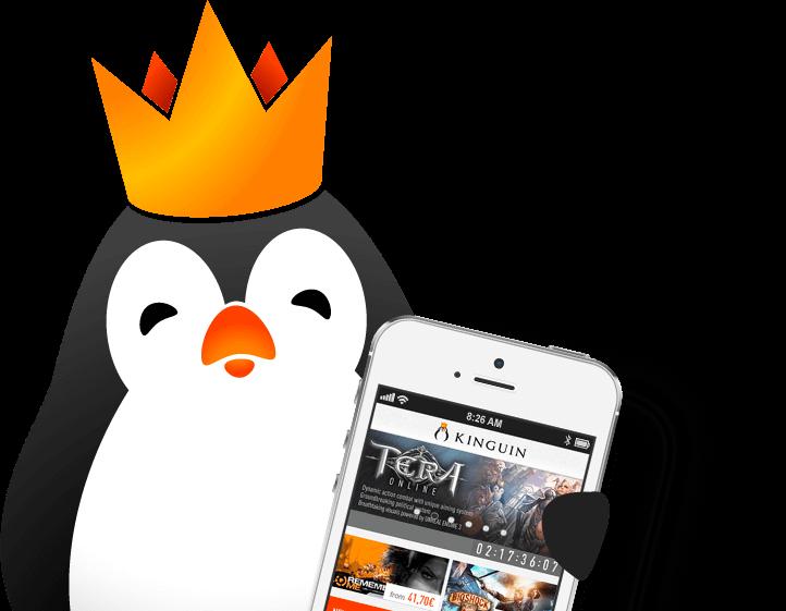 app kinguin