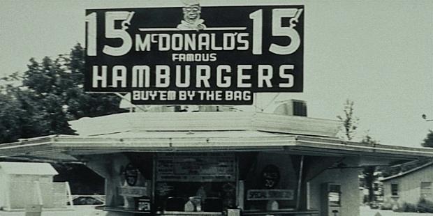 primo ristorante mcdonalds