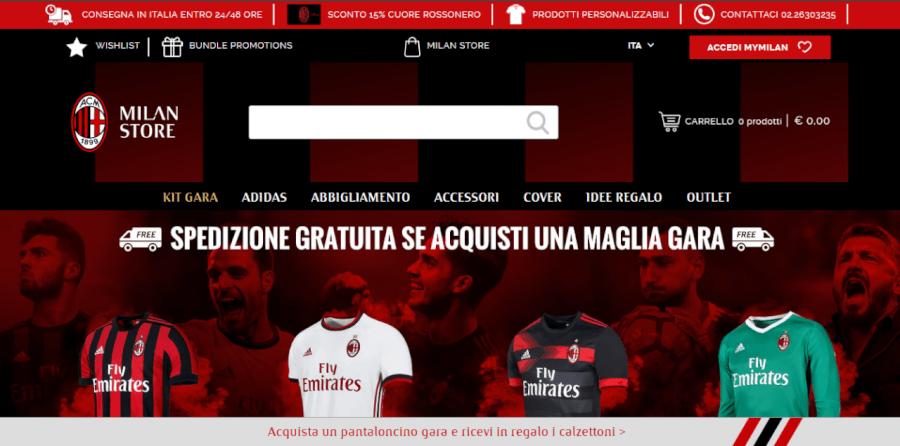 Buono sconto Milan Store | 50% | Luglio 2021 - Vedi!