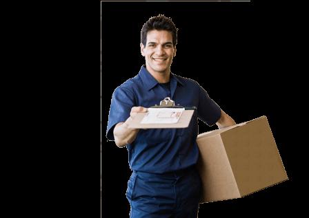 corriere consegna pacco