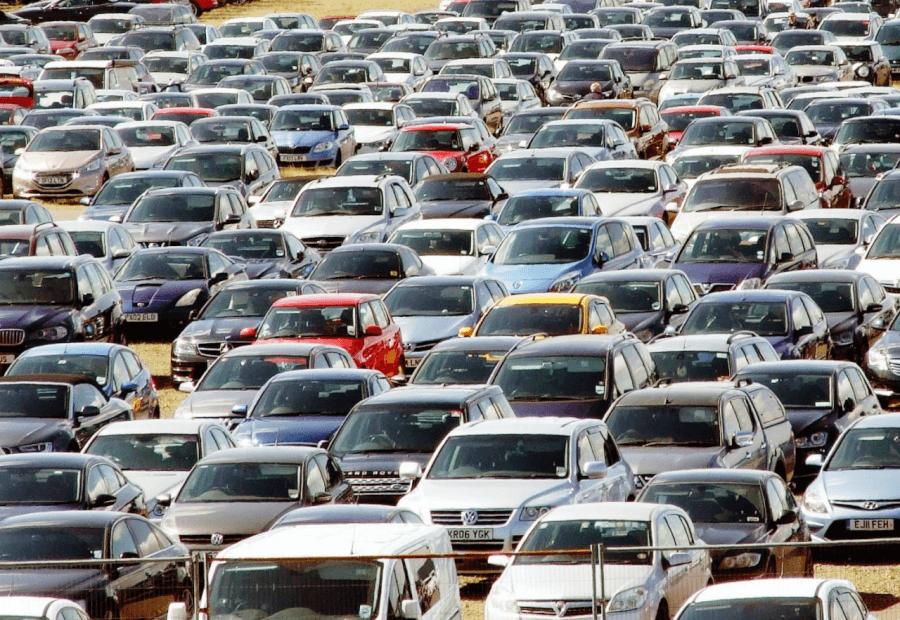 problemi di parcheggio