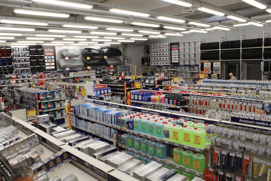 interno punto vendita