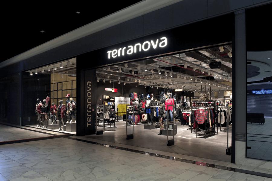 punto vendita terranova