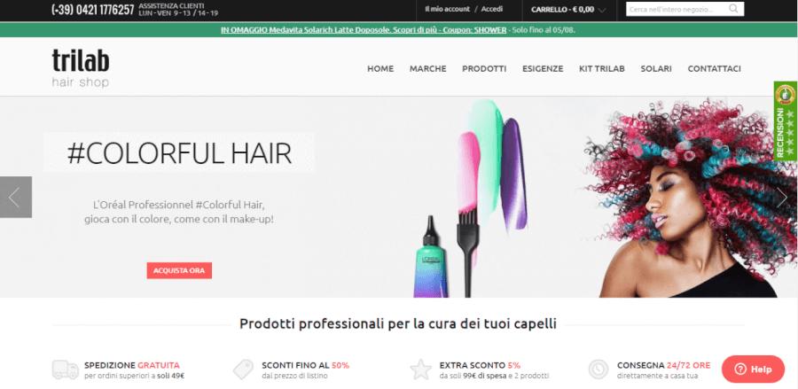 homepage trilab